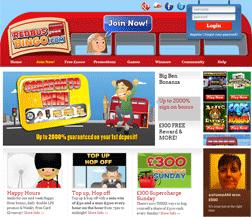 Red Bus Bingo App